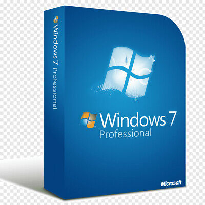 Windows 7 All In One USB DRIVE Pre-Activated/Unlimited Usage • 8.49£