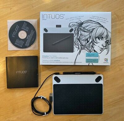 Wacom Intuos Draw - Used - Boxed In Excellent Condition • 20£