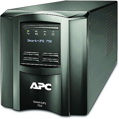 APC Smart-UPS 750IC (SMT750I) APC Smart-UPS (750 VA) - NEW OPENED! • 51£
