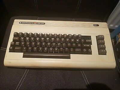 Commodore Vic 20 Computer Only  • 29.99£