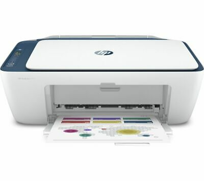 HP DeskJet 2721 All In One Wireless Inkjet Printer White - Currys • 49.99£