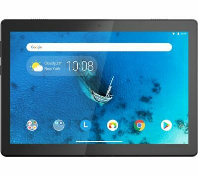 LENOVO Tab M10 10.1  Tablet 16GB HD Ready Android 9.0 Quad-core Black - Currys • 110£