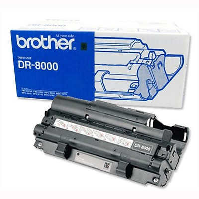 Genuine Brother DR8000 Drum FAX-8070P MFC-9070  - Open Box • 107.50£