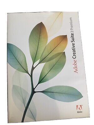 Adobe Creative Suite 2 Premium Upgrade For MAC - Complete With Serial Numbers • 25£