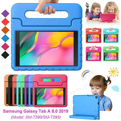 UK For Samsung Galaxy Tab A 8.0inch 2019 SM-T290 T295 Kids Shockproof Case Cover • 7.99£