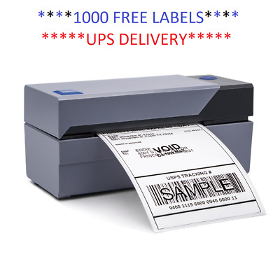 ROLLO / BEEPRT® Direct Thermal Label Printer 4x6 Heavy-Duty Monochrome  • 99.99£