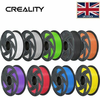 Good And High Quality PLA Filament 1.75mm PLA Filament For CREALITY 3D Printer • 13.99£