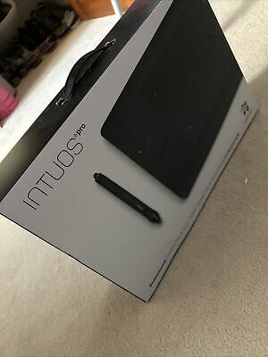 Wacom Intuos Pro 5 Small Wireless Graphics Tablet Cth460 • 45£