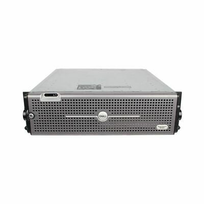 Dell PowerVault MD3000 15x 3.5  HDD Bay 2x 0RU351 Controllers Array 2x 488W 3U • 129.99£