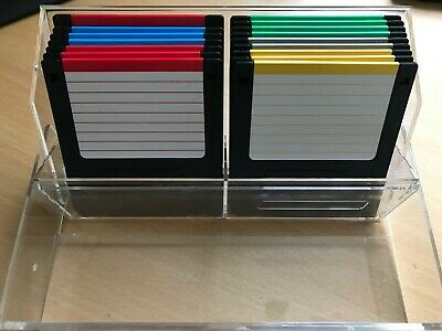 16 X TDK MF2HD 3.5  1.44MB Pre-formatted MS-DOS Floppy Disks • 10£