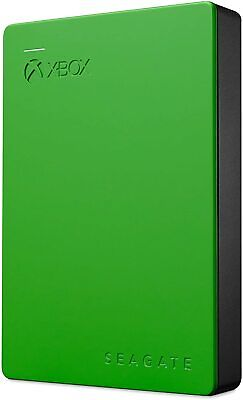 Seagate Game Drive For Xbox 4 TB External Hard Drive Portable • 1.04£