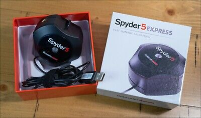 Spyder5 Express -Easy Monitor Calibration • 40£