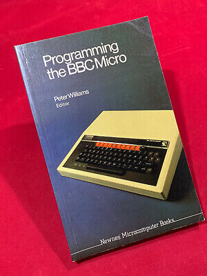 Programming The BBC Micro Guide Manual Book Acorn By Peter Williams • 19.99£