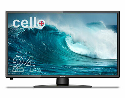 Cello M2420 24  Inch Full Hd Led Monitor Pc Led Display Hdmi Vga With Sound • 119.99£