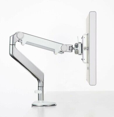 Monitor Arm, Monitor Mount, Humanscale - M2CW1S, Max 9kg Monitor Weight - USED • 40£