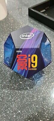 Intel Core I9-9900K 5.00GHz Processor • 216.50£