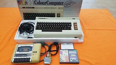 Commodore Vic 20 Computer Console And Tape Deck • 51£