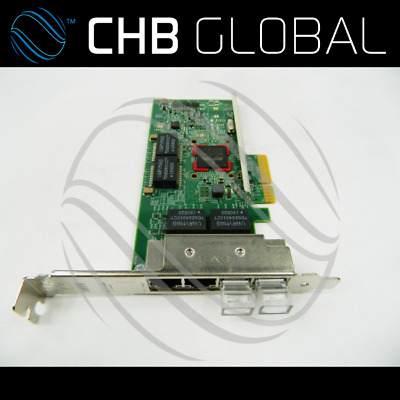 IBM 00E2872 1GBE 4-PORT PCIE2 LP Adapter #5899 • 29£