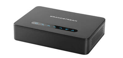 Grandstream HT814 4 Port VoIP Analogue Telephone Adaptor And Router • 25£