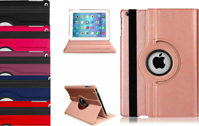 For Apple IPad 8th Generation 10.2  2020 360° Rotating Smart Leather Case Cover • 6.98£