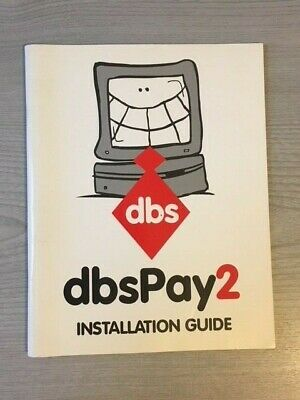 DBS DbsPay2 Payroll Software Installation Guide Instruction Book Manual Accounts • 25.99£