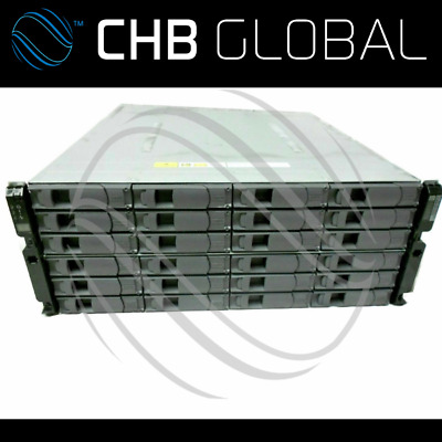 NetApp DS4246 Disk Array Shelf W/ 24x SAS Trays 2x IOM6 2x PSU Expansion Array • 280£