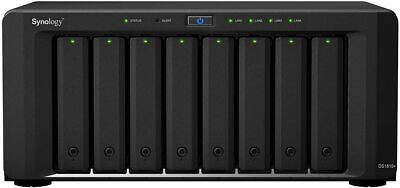 Synology DiskStation DS1815+ (8 Bay Home Desktop / SMB / Enterprise Storage NAS) • 600£