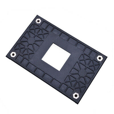 Cool CPU Socket Mount Fan Heatsink Bracket Dock For AMD AM4 B350 X370 UK • 4.99£