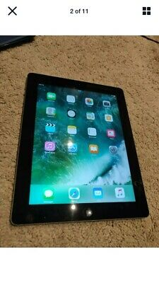 Apple Ipad 4th Gen 16gb Wifi Plus Case Excellent Condition No Scratches Or Dinks • 65£