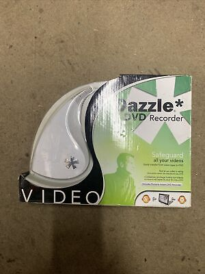 Pinnacle Dazzle VHS To DVD Recorder. Your Old VHS Videos To Digital Format • 3.20£