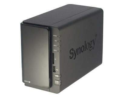 Synology DS212+ NAS 2 Bay - With 2 X 1TB HDD's - Perfect Condition. • 40£