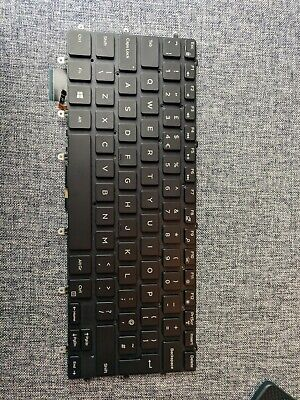 Dell Keyboard For  XPS 9550 , 9560  Precision 5510, 5520, 5530, 5540 UK Layout  • 18£