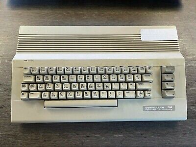 C64c Computer  - Tested Working • 21£