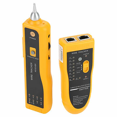 Cable Tester Handheld Rapid LAN Line Finder Diagnose Tool For Cable Collation/ • 20.75£