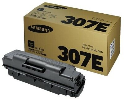 Original Mlt-d307e Black Toner Cartridges For Samsung Printers • 165£
