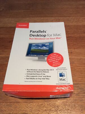 Parallels Desktop For Mac • 20£