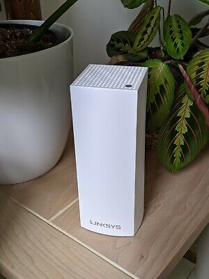 Linksys Velop Tri-Band Home Mesh Wi-Fi Node - WHW03 • 41£