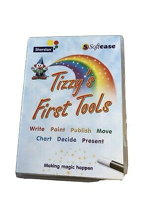 Tizzy's First Tools - Educational Software • 4.99£