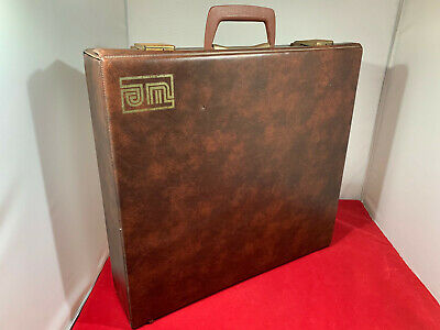 Travel Case For Acorn BBC A,B,B+ Micro. Brown Leather Look. By Watford  • 49£