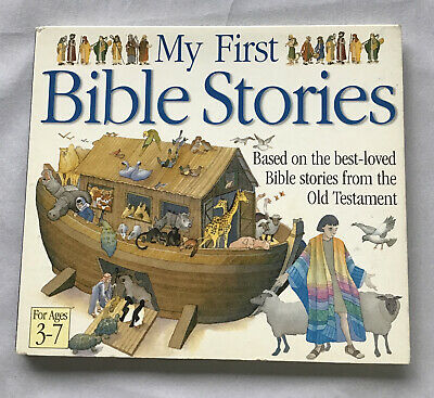 Dk Multimedia 'my First Bible Stories' Cd-rom • 1.50£
