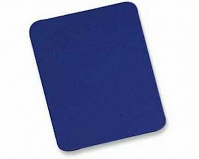 BLUE Fabric Mouse Mat - Foam Backed - High Quality 5mm • 1.97£