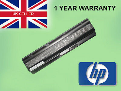Genuine New Laptop Battery For HP G4 G6 G7 G72 MU06 593553-001 UK Seller • 29.98£