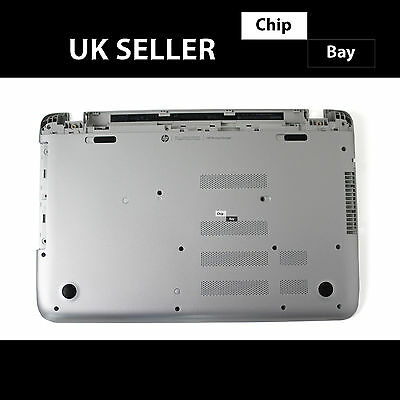 HP 15-P Series Laptop Bottom Base Chassis Plastic Silver EAY14001050 • 14.99£