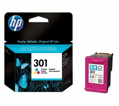 HP 301 Tri-colour Ink Cartridge - Currys • 19.99£
