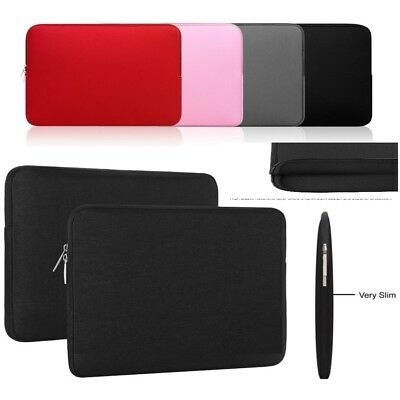 Neoprene Case Cover Bag Pouch Sleeve For Apple  MacBook Air 13/13.3 Inch • 7.97£