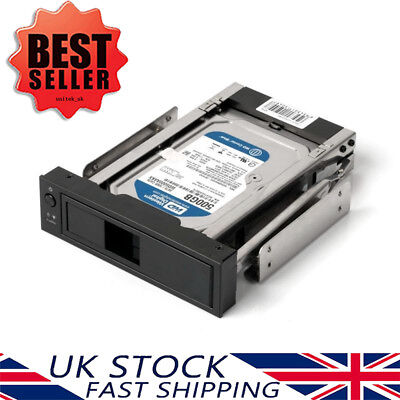 ORICO 3.5  Inch SATA Lll Hard Drive Caddy Hot Swap 5.25  Inch Drive Bay Adapter • 13.95£
