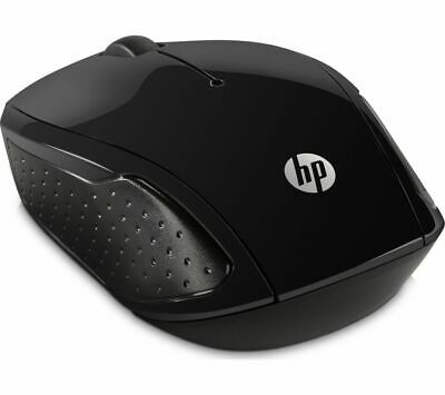 HP 200 Wireless Optical Mouse - Currys • 14.99£