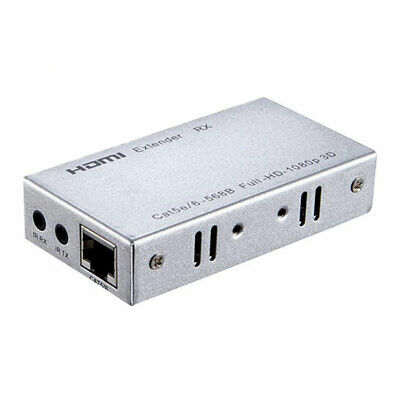 50M Dynamode C-HDMI-EX-01-R HDMI 1080p Extender Over Ethernet Cat5e/ Cat6 Inc Re • 61.68£