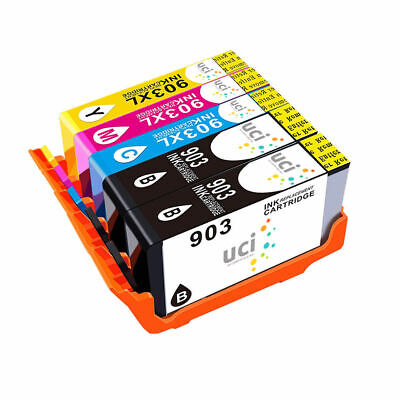 Lot INKs UCI Brand Fits For Hp 903XL Officejet Pro 6950 6960 6970 6975 AIO • 31.04£