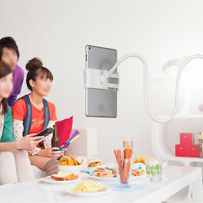 Bedroom 360 Gooseneck Table Bed Clamp Stand Holder For IPad Tablet Flexible Arm • 6.99£